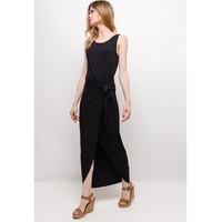 textil Mujer Vestidos cortos Fashion brands ERMD-1682-NEW-NOIR Negro