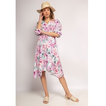 textil Mujer Vestidos cortos Fashion brands 9471-ROSE Rosa