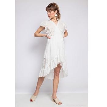 textil Mujer Vestidos cortos Fashion brands U5233-BLANC Blanco