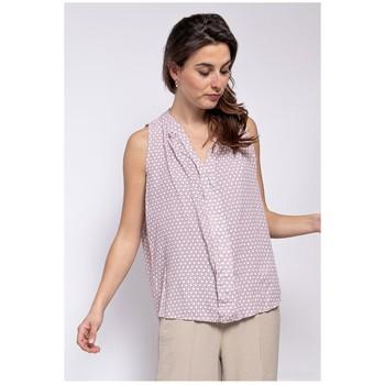 textil Mujer Tops / Blusas Fashion brands TP25-PINK Rosa