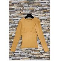 textil Mujer Tops / Blusas Fashion brands HD-2813-N-BROWN Marrón