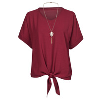 textil Mujer Tops / Blusas Fashion brands BY32-PINK Rosa