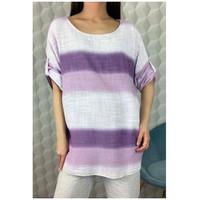 textil Mujer Tops / Blusas Fashion brands 156485V-LILAC Lila