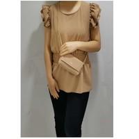 textil Mujer Tops / Blusas Fashion brands 3101-CAMEL Camel