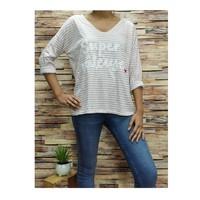 textil Mujer Tops / Blusas Fashion brands 21052-PINK Rosa