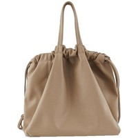 Bolsos Mujer Bolso Pieces PCTALLI BACKPACK Beige