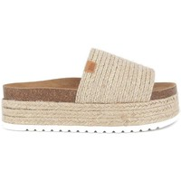 Zapatos Mujer Zuecos (Mules) Blue Sandal 311 Beige