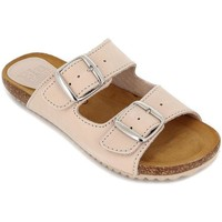 Zapatos Mujer Zuecos (Mules) Blue Sandal 896 Marfil