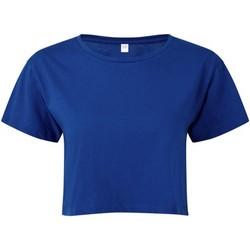 textil Mujer Tops / Blusas Tridri TR019 Azul