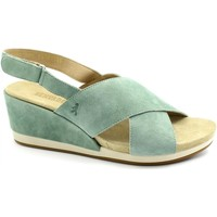 Zapatos Mujer Sandalias Benvado BEN-RRR-43002009-SA Verde