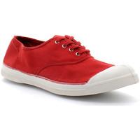 Zapatos Mujer Tenis Bensimon  Rouge