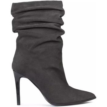 Zapatos Mujer Botines Paco Gil CECILIA Gris