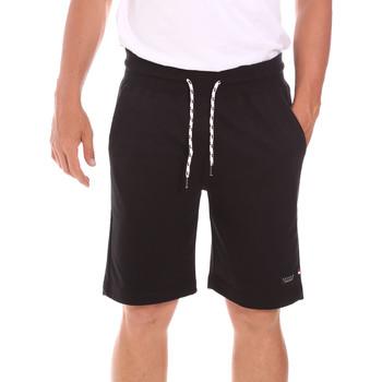 textil Hombre Shorts / Bermudas Key Up 2F38E 0001 Negro