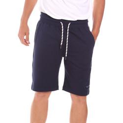 textil Hombre Shorts / Bermudas Key Up 2F38E 0001 Azul