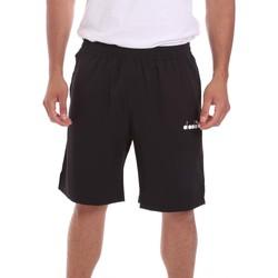 textil Hombre Shorts / Bermudas Diadora 102175682 Negro
