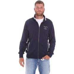textil Hombre Sudaderas Key Up 2F451 0001 Azul