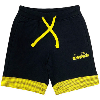 textil Niños Shorts / Bermudas Diadora 102175908 Negro