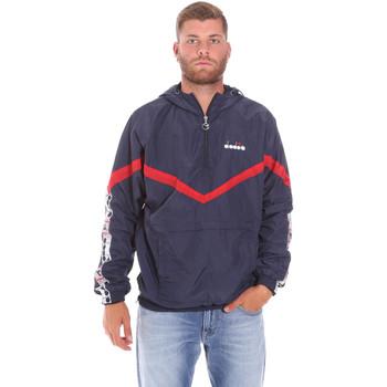 textil Hombre cazadoras Diadora 502175815 Azul