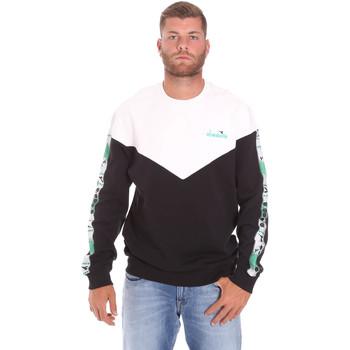 textil Hombre Sudaderas Diadora 502176091 Negro