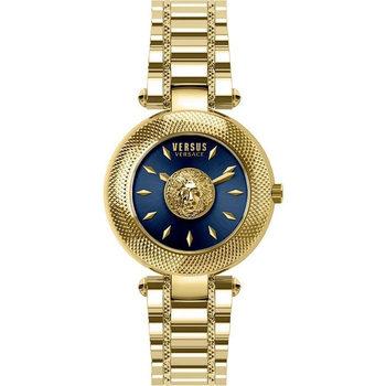 Relojes & Joyas Mujer Relojes analógicos Versus by Versace Versus VSP643620, Quartz, 36mm, 5ATM Oro