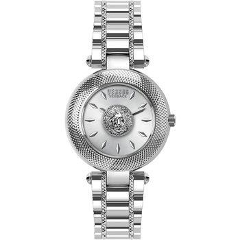 Relojes & Joyas Mujer Relojes analógicos Versus by Versace Versus VSP643020, Quartz, 36mm, 5ATM Plata