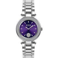 Relojes & Joyas Mujer Relojes analógicos Versus by Versace Versus VSP713220, Quartz, 36mm, 5ATM Plata