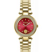 Relojes & Joyas Mujer Relojes analógicos Versus by Versace Versus VSP713920, Quartz, 36mm, 5ATM Oro