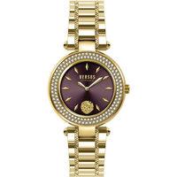 Relojes & Joyas Mujer Relojes analógicos Versus by Versace Versus VSP714120, Quartz, 36mm, 5ATM Oro