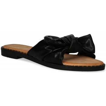 Zapatos Mujer Zuecos (Mules) Luna Collection 57431 negro
