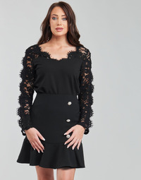 textil Mujer Tops / Blusas Moony Mood PABSCONE Negro