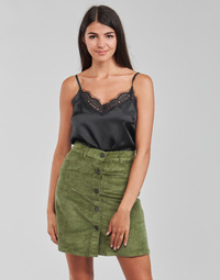 textil Mujer Tops / Blusas Moony Mood PABZAC Negro