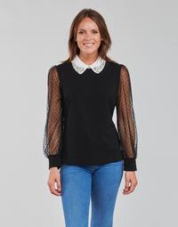 textil Mujer Tops / Blusas Moony Mood PACHAN Negro