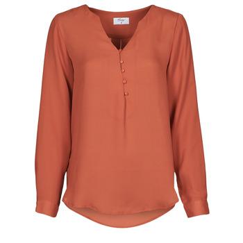 textil Mujer Tops / Blusas Betty London PISSINE Rojizo