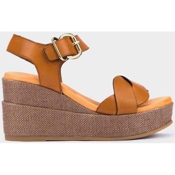 Zapatos Mujer Sandalias Pedro Miralles Montevideo Marron