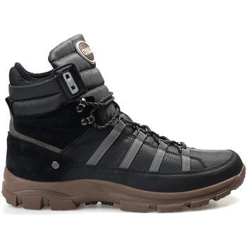 Zapatos Hombre Senderismo Colmar  Negro