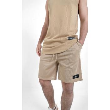 textil Hombre Shorts / Bermudas Sixth June Short  Mesh beige