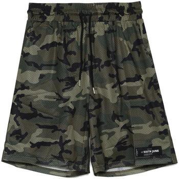 textil Hombre Shorts / Bermudas Sixth June Short  Mesh