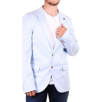 textil Hombre Chaquetas / Americana Scotch & Soda  Azul