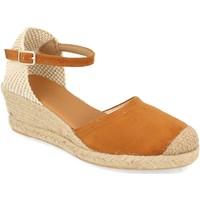 Zapatos Mujer Alpargatas Shoes&blues SB-22001 Camel