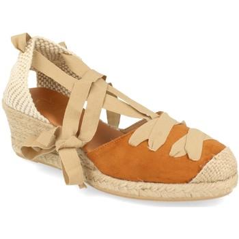 Zapatos Mujer Alpargatas Shoes&blues SB-22004 Camel