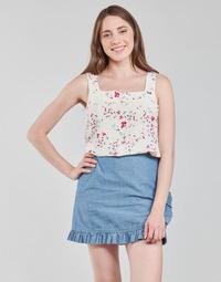 textil Mujer Tops / Blusas Vero Moda VMMILA Beige