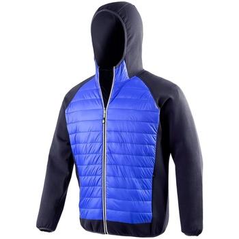 textil Hombre Plumas Spiro S268M Azul