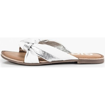 Zapatos Mujer Zuecos (Mules) Gioseppo 62943 Argenté