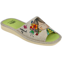 Zapatos Mujer Zuecos (Mules) Vivant PK-C-202592 BEIG