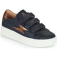 Zapatos Mujer Zapatillas bajas Vanessa Wu MISTRAL Azul