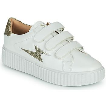 Zapatos Mujer Zapatillas bajas Vanessa Wu SUROIT Blanco