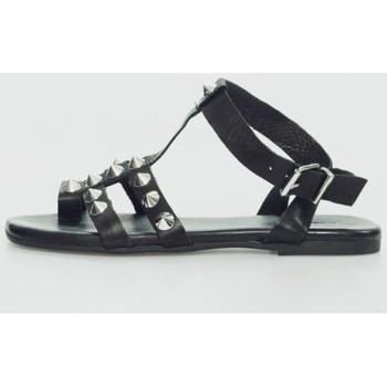 Zapatos Mujer Sandalias Inuovo 447051 Negro
