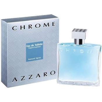 Belleza Hombre Perfume Azzaro Chrome - Eau de Toilette - 200ml - Vaporizador Chrome - cologne - 200ml - spray