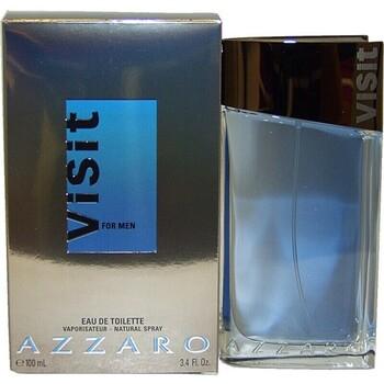 Belleza Hombre Perfume Azzaro Visit - Eau de Toilette - 100ml - Vaporizador Visit - cologne - 100ml - spray