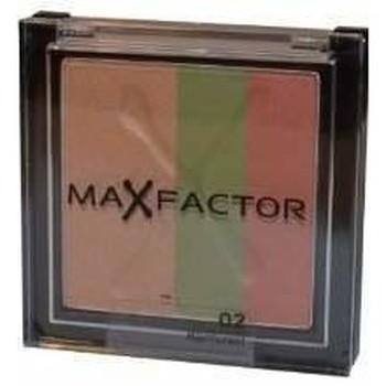 Belleza Mujer Sombra de ojos & bases Max Factor Eye Shadow Trio Max Effect, Rain Forest - Sombra de Ojos Eye Shadow Trio Max Effect, Rain Forest - eyeshadow